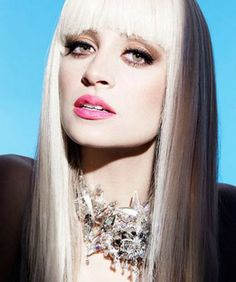 Nicole Richie's editorial spread for BlackBook's April 2009 is sharp. while the stylist might have overdone the whole Lady GaGa hairdo – NR was in desperate need of a do-over. and you know what they say, desperate times call for desperate measures – and let the results speak for itself!