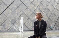 GIRLS IN PARIS.