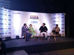 Bringing forth the reality of Punjab at Express Adda.  http://www.afaqs.com/news/company_briefs/?id=59457_Express-Adda-Mr-Sukhbir-Singh-Badal-and-Mrs-Harsimrat-Kaur-Badal