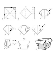 How to make paper crafts