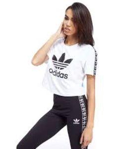 4281fc97a0 Ellesse Crop Camo T-Shirt   brands.   Clothes for women, Clothes ...