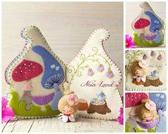 Fairy house activity book. Soft book