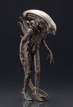 ARTFX+ - Alien: Big Chap 1/10 Pre-painted Easy Assembly Kit(Pre-order)