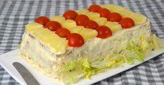 Estilo mousse o con pan de molde. Así es la base de los pasteles salados más…