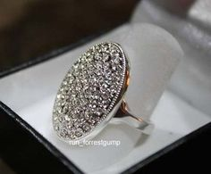 Bella engagement ring