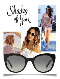 """Shades of You: Sunglass Hut Contest Entry"" by jazz21mine-1kitty ❤ liked on Polyvore featuring Boohoo, Burberry and shadesofyou"