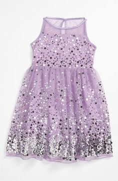 Roxette Sequin Dress (Little Girls & Big Girls) available at #Nordstrom