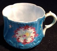 Antique Tea Cup Unmarked - German?