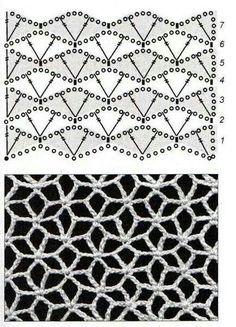Summertime Shawl! Beautiful pattern.