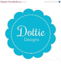 25% OFF Premade Logo Design   Instant digital download   PSD file