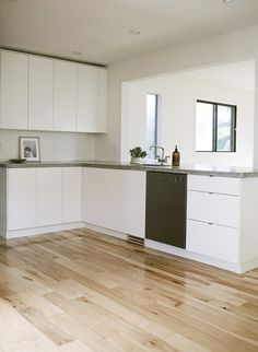 Before & After: A Calgary Kitchen Gets The Minimalist Treatment – Design*Sponge