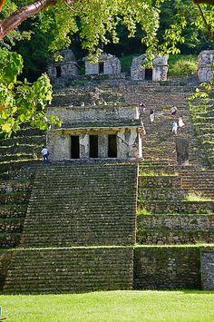 The Bonampak . Chiapas, Mexico.