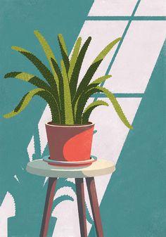 Grass Pavilion - illustrations - Pavillon Gazon – illustrations Grass Pavilion – illustrations on Behance - Art And Illustration, Graphic Design Illustration, Creative Illustration, Gouache Illustrations, Graphic Artwork, Illustrations And Posters, Painting Inspiration, Art Inspo, Design Inspiration
