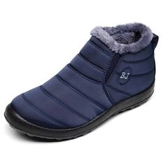 Warm Snow Boots, Mens Snow Boots, Ankle Boots Men, Autumn Boots, Winter Fashion Boots, Mens Boots Fashion, Fashion Men, Fashion 2017, Waterproof Winter Boots