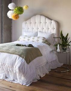 Isabella's Guestroom Bed