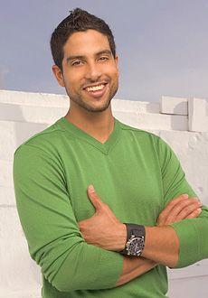 Adam Rodriguez... CSI Miami's Eric!