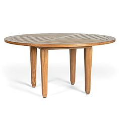 "Palazzio 60"" Round Dining Table"