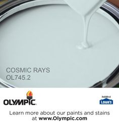 COSMIC RAYS OL745.2 is a part of the aquas collection by Olympic® Paint.