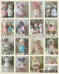 Een nieuwe omslagfoto voor mijn nieuwe Facebookpagina Haakspul Amigurumi