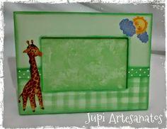 Jupi Artes: Porta Retratos