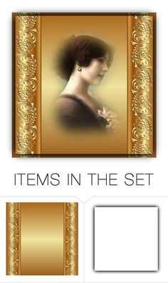 """""""Golden Influence"""" by for-the-art-of-fashion ❤ liked on Polyvore featuring art"""