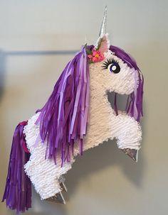 Unicorn Piñata, Large Custom Made, Birthday, Children's Parties, Quinceniera, Decoration, Wedding