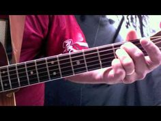 macerockson: A HORSE WITH NO NAME - Guitar Lesson.