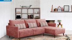 Susane ülőgarnitúra   kanape-shop.hu - YouTube Decor, Furniture, Sofa, Sectional Couch, Home Decor