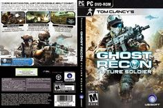 Tom Clancy's Ghost Recon Future Soldier Genre : Shooter | DVD : 4 DVD | Price : Rp. 20000,-  Minimum System Requirements  Supported OS : Windows Vista (SP2) / Windows 7 (SP1) Processor: 3.0 GHz Intel Pentium D or 2.2 GHz AMD Athlon X2 4400+ RAM: 2 GB Video Card: 512 MB DirectX-compliant card with Shader Model 4.0 or higher (see supported list)  Sound Card: DirectX 11-compliant DirectX Version: DirectX 11 DVD-ROM: 4x Dual-layer drive Hard Drive Space: 25 GB Peripherals Supported…