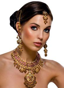 Awesome website! You can buy pre-owned Indian clothing and jewelry for next to nothing - love this!