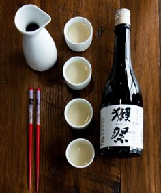 Enjoy a variety of sake throughout Georgia!