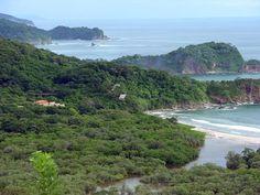 PLAYA EL ASTILLERO RIVAS, NICARAGUA