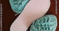 #el işi #örgü #bebek ürünleri #el emeği dantel #nakış #kurdale nakışı #hobi #geri dönüşüm #kadın #dikiş # Sombrero A Crochet, Crochet Shoes, Slippers, Converse, Softies, Shoes, Mantle, Flakes, Crochet Coat