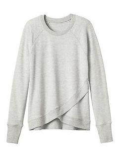 Criss Cross Sweatshirt | Athleta