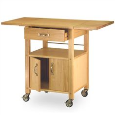 Winsome Basics Kitchen Cart