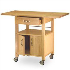 Winsome Basics Kitchen Cart
