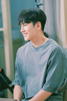 Ji Chang Wook Smile, Ji Chan Wook, Korean Men, Korean Actors, Ji Chang Wook Instagram, Ji Chang Wook Photoshoot, Ha Ji Won, Korean Babies, Drama Film