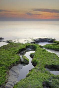 Mediterranean Sea, Marbella, Spain; photo by Guido Montanes Castillo