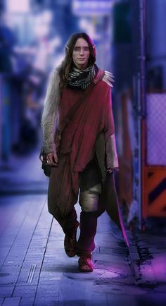 1000+ images about Shadowrun Characters on Pinterest ... | 236 x 434 jpeg 17kB