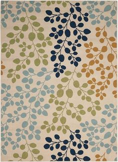 Nourison Caribbean CRB-01 Rugs   Rugs Direct