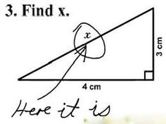 Funny Pictures showing Hilarious Exam Answers. Collection of Funny Exam Answers. Funny Picture Jokes, Funny Jokes, Funny Pictures, Hilarious, Funny Stuff, Funny Pics, Funny Things, Random Stuff, Funny Math