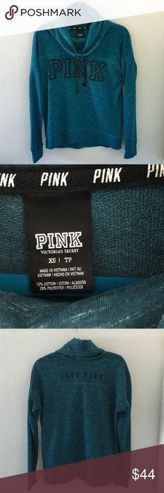 ✨BRAND NEW PINK SWEATER✨ Brand new PINK sweater! NWOT!  Has not been worn!  Size XS.  Very comfortable!!! Fits like a S PINK Victoria's Secret Sweaters