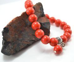 Mercan Bileklik Bracelets, Leather, Jewelry, Jewlery, Bijoux, Schmuck, Jewerly, Bracelet, Jewels