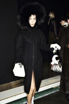 Fendi AW14-15 Fashion show Milan, more photos here http://sonnyphotos.com/2014/02/fendi-aw14-15-fashion-show-milan-backstage