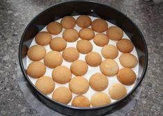 Smotanová torta - recept postup 5 Fruit, Hana, Breakfast, Food, Mascarpone, Morning Coffee, Eten, Meals, Morning Breakfast