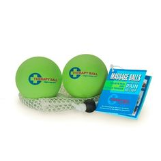 Jill Miller Yoga Tune Up Therapy Balls - Joint & Muscle Pain Relief