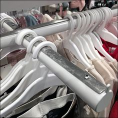 H&M Powdercoat Armor-Plate Protection – Fixtures Close Up H&m Store, Store Fixtures, Powder Coating, Chrome Plating, Plates, Hooks, Bar, Licence Plates, Dishes