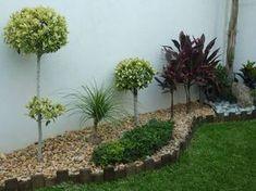 DISEÑOS DE JARDINES : Jardines modernos de VIVERO CUMBRES ELITE #DiseñodeJardines #DisenodeJardines