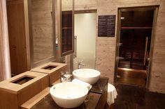 Steam Bath ad Sauna by Carmenta. Wellness relax and love.