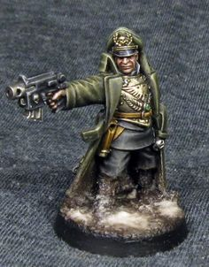 Valhallan imperial guard by Mika